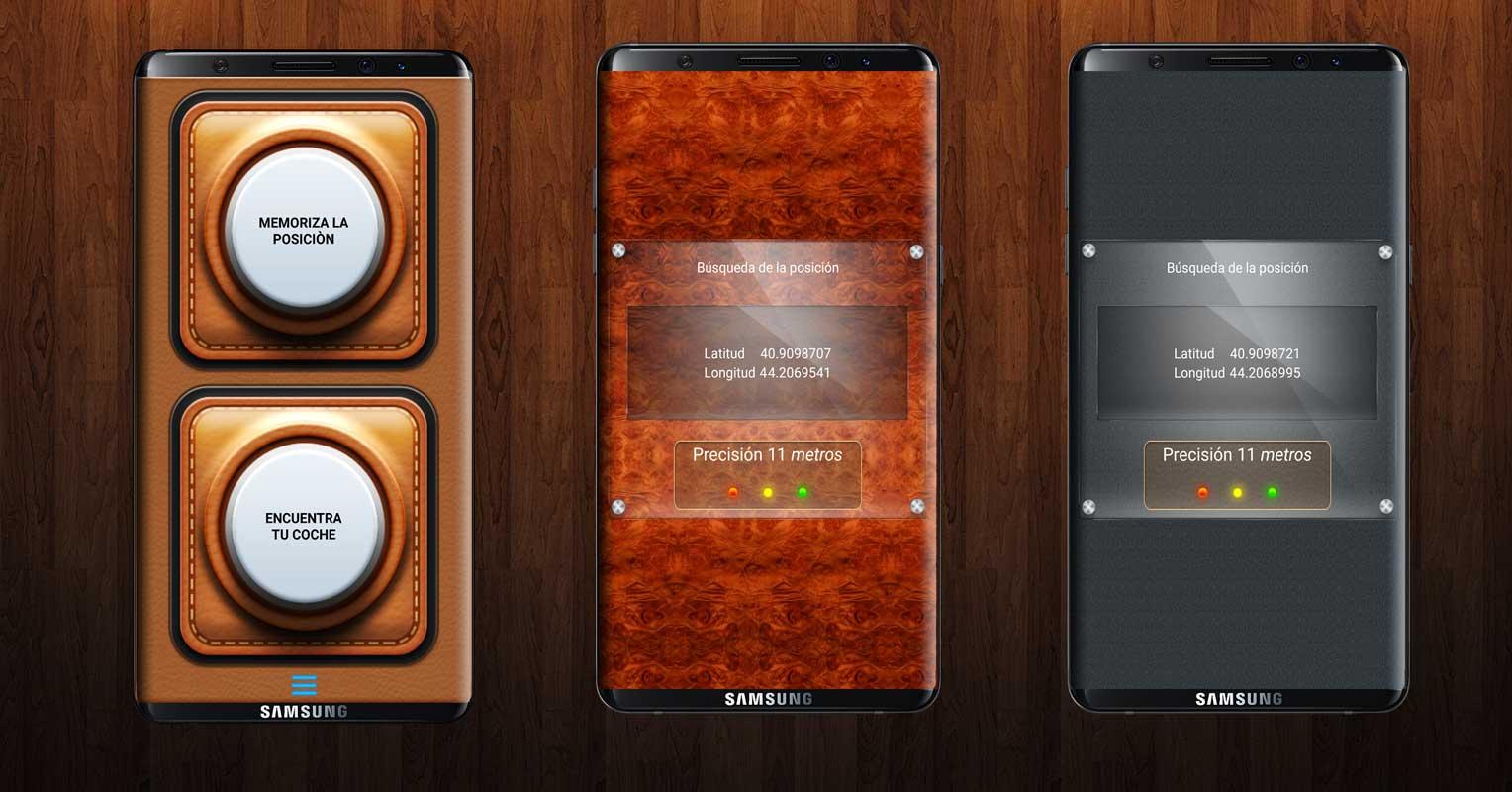 Aplicación Android GPS