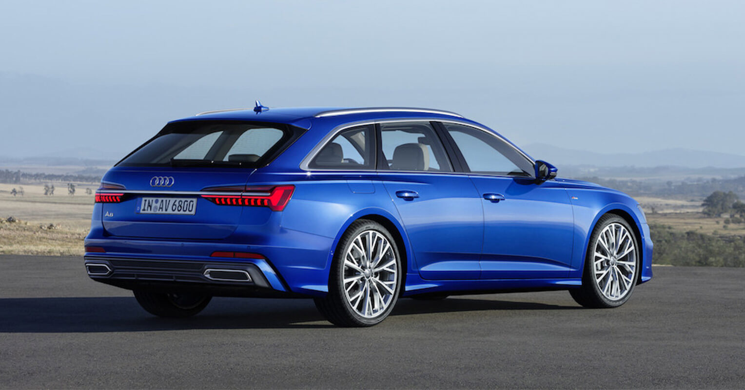 b6febddc76f Estos son todos los precios del Audi A6 Avant 2018 | Carnovo
