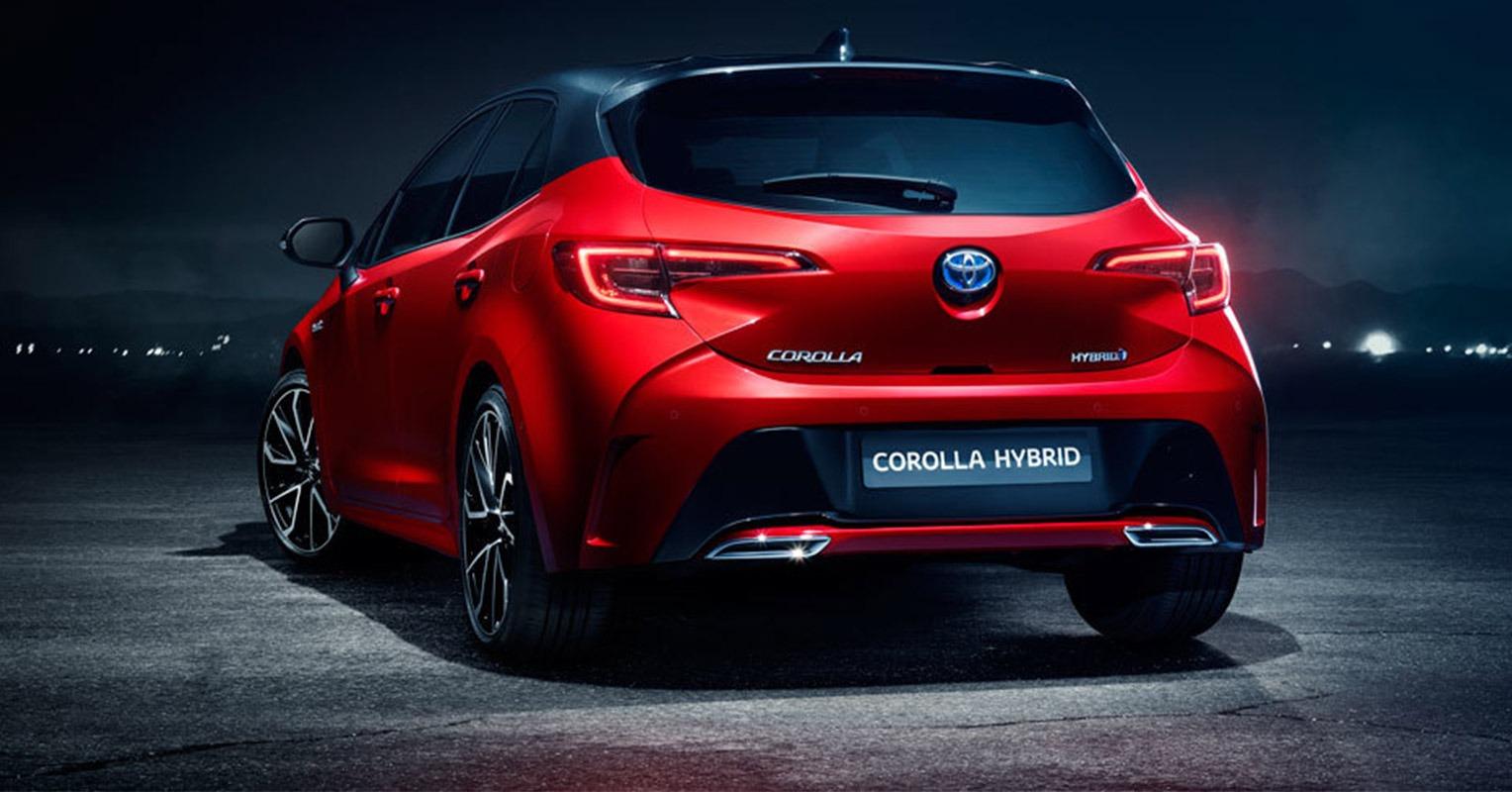 Toyota El Centro >> Toyota Corolla 2019: características y fecha de ...