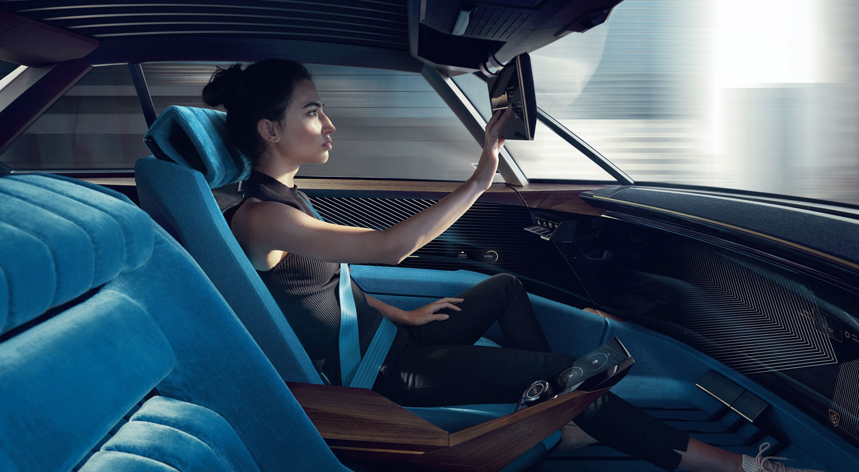 Peugeot E Legend Concept Caracteristicas Y Equipamiento Carnovo