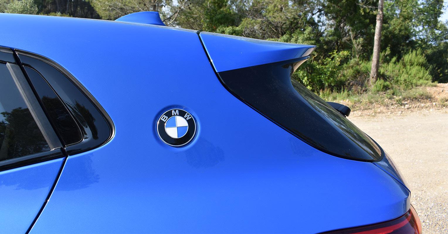Alerón del BMW X2
