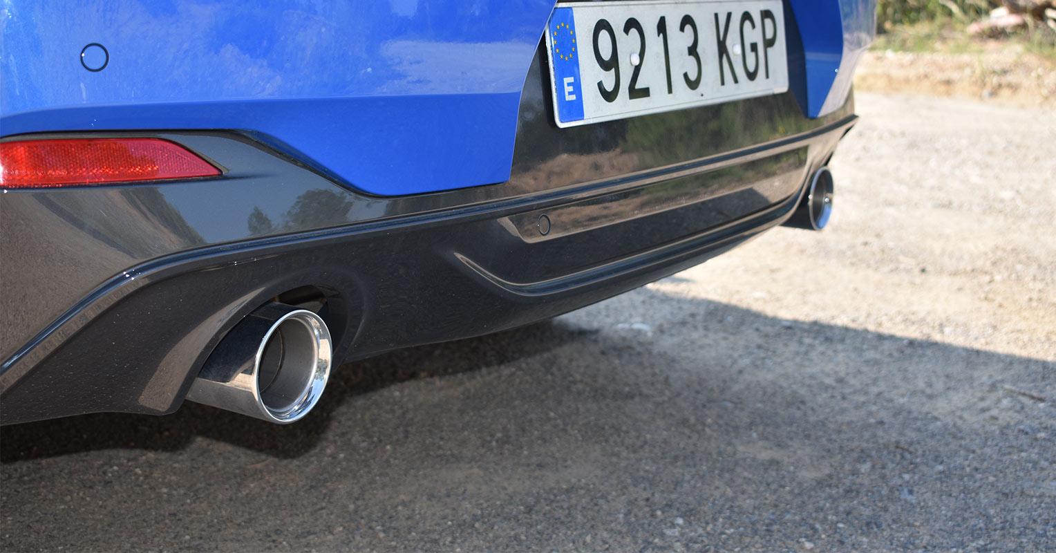 Difusor del BMW X2