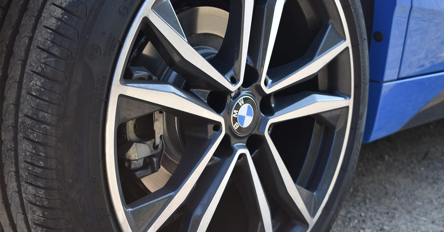 Llantas de aleación del BMW X2