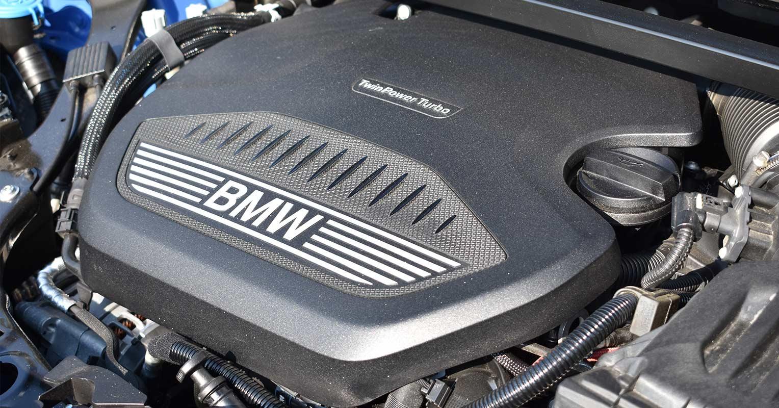 Motor del BMW X2