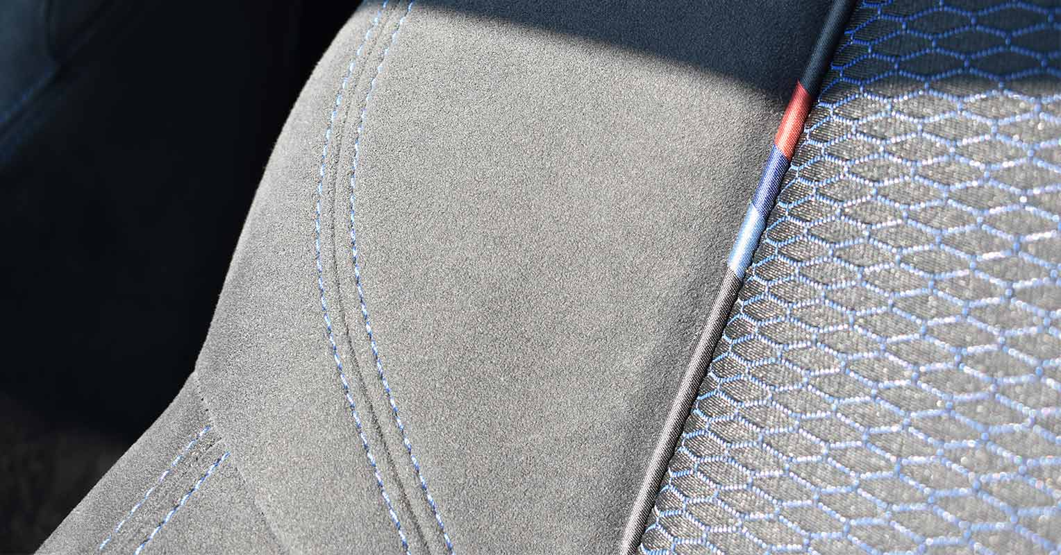Tapicería del BMW X2