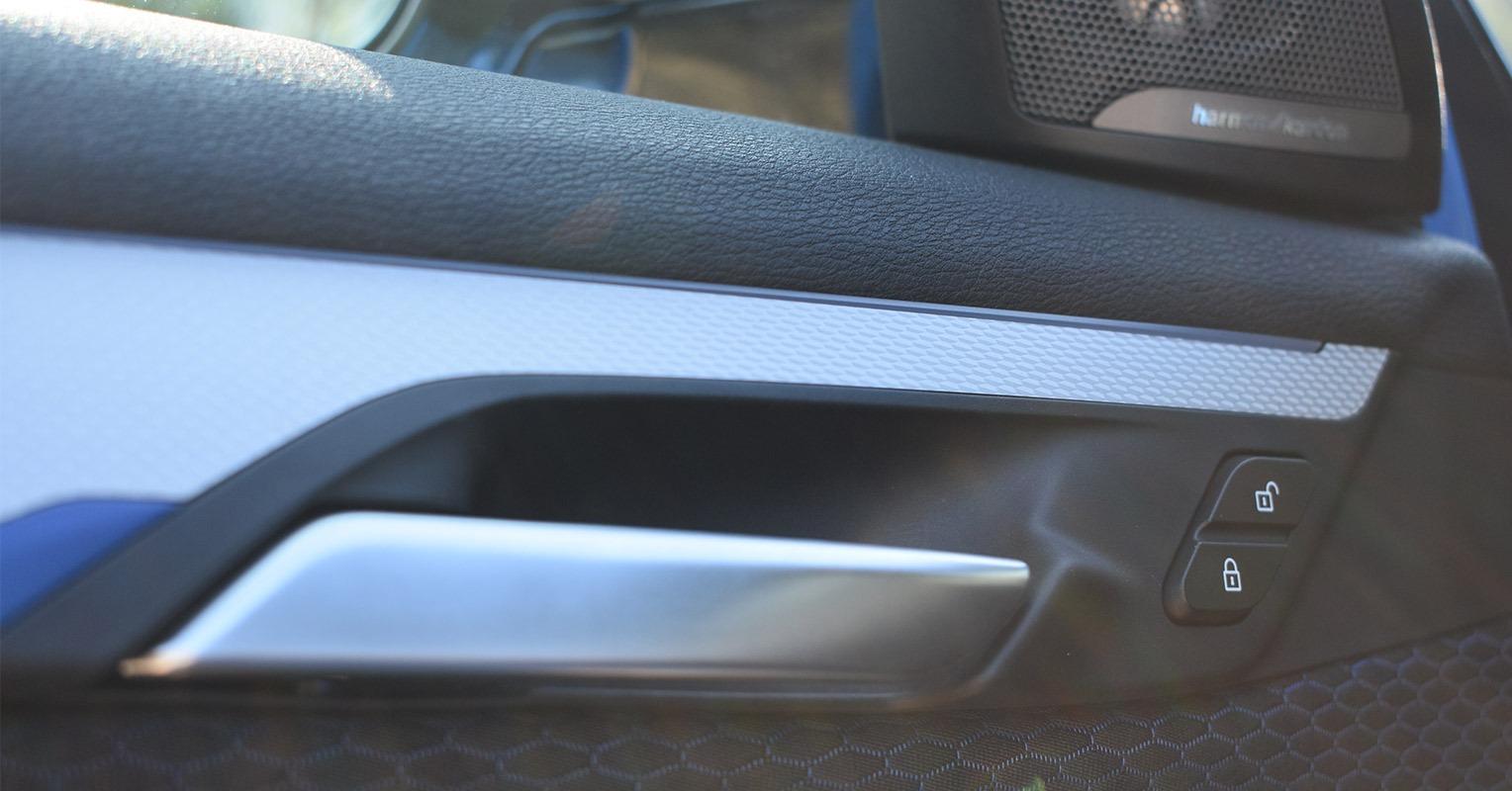 Tirador de la puerta del BMW X2
