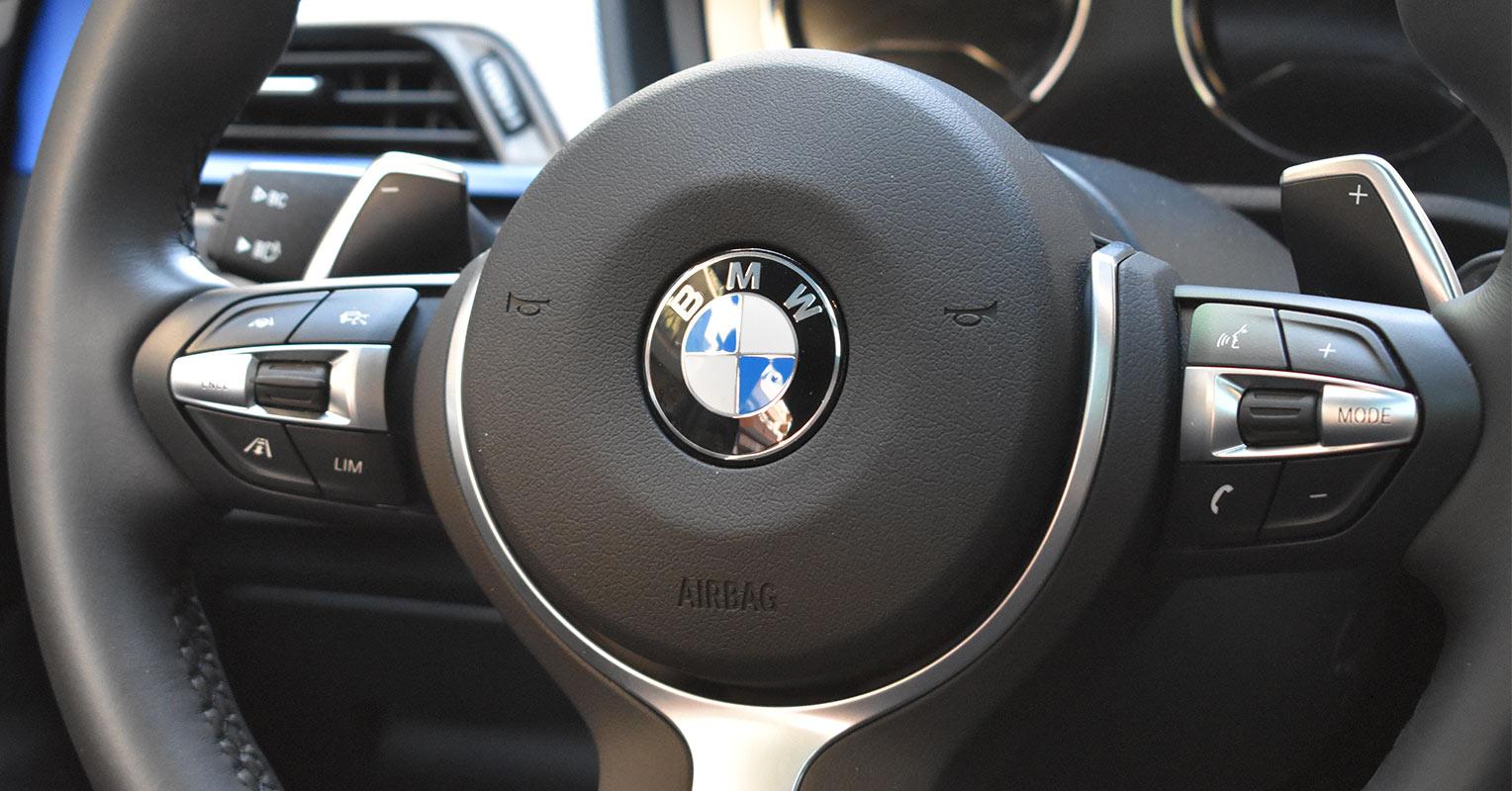Volante del BMW X2