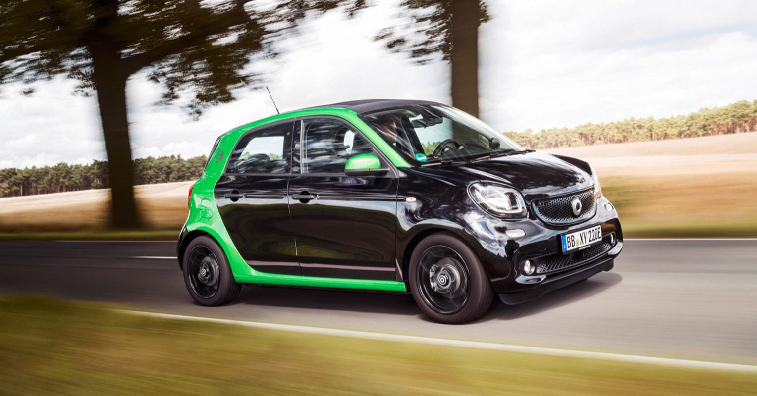 Smart ForFour EV