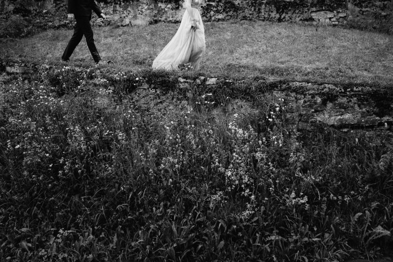 Elopement photography Wengen Switzerland