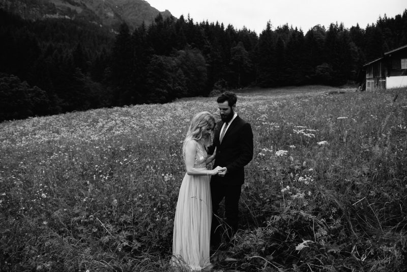 Wedding Photography Swiss Alps