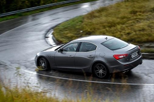 Maserati Test Drive 14489