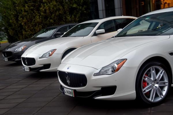 Maserati Test Drive 9838
