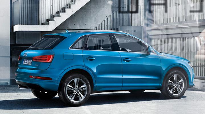 Audi Q3 1.4 TFSI 6 marce