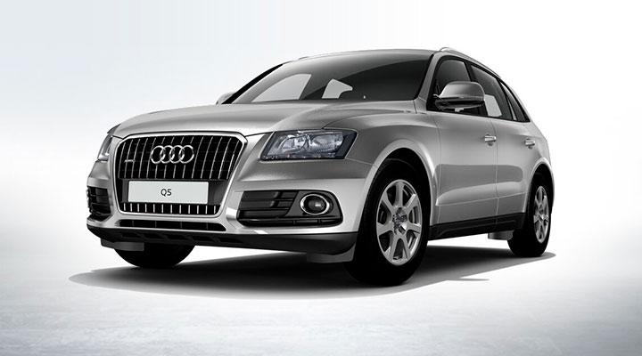 Audi Q5 2.0 TDI quattro 6 marce