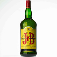 J & B whisky escoces de 3l. en botella