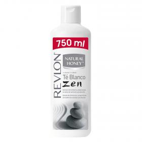 Natural Honey gel baño zen te blanco de 75cl. en bote