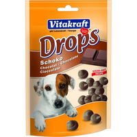 Vitakraft drops chocolate perros de 200g.