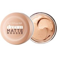 Maybelline dream mat mousse 21