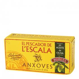 Lescala filetes anchoa pescador escala de 29g.