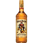 Capitan Morgan captain morgan spiced gol bebida original volumen alcohol 35 37º de 70cl. en botella