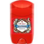 Old Spice desodorante roll on wolfthorn envase de 50ml.