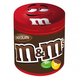 M&m's grageas chocolate de 100g.