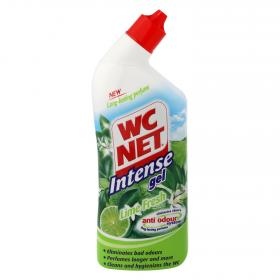 Wc Net gel limpiador intenso lime fresh de 75cl.