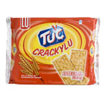 Lu galletas cracker integral tuc de 500g.