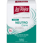 La Toja hidrotermal after shave balsamo neutro care con glicerina pro vitamina b5 de 10cl. en bote