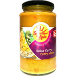 Secrets of asia salsa curry china de 480g. en bote