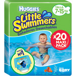 Huggies little swimmers bañador desechable talla 3 4 maxipack maxi pack 20