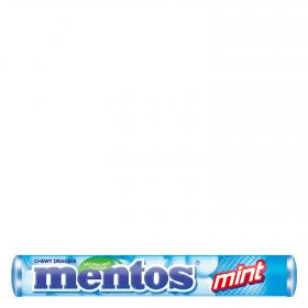 Mentos chicles menta stick de 38g.