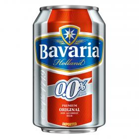 Bavaria cerveza sin alcohol 0 0 de 33cl.