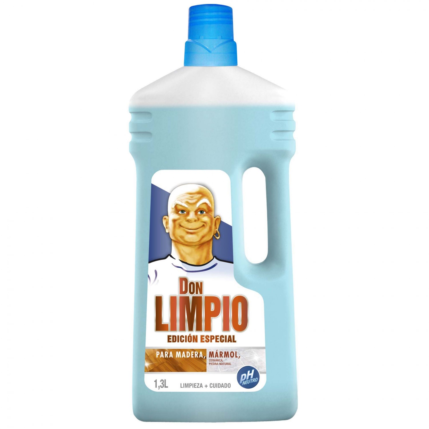 Don Limpio limpiahogar ph neutro de 1,3l.