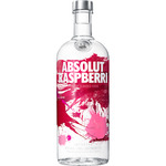 Absolut vodka raspberri de 70cl. en botella