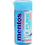 Mentos chicles menta fresca pocket de 30g.