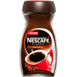 Nescafé classic cafe soluble natural de 200g.