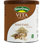 Naturgreen vita superlife shitake ecologico fortalece defensas envase de 100g.