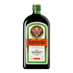 Jagermeister licor hierbas de 70cl.