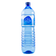 Font agua mineral natural major de 1,5l.
