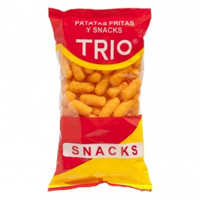 Snacks de queso trio de 110g.