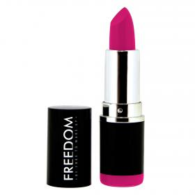 Barra de labios hidratante color rosa 102 freedom