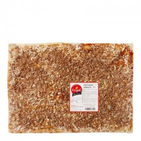 Pizza barbacoa trigal de 850g.