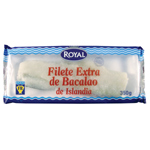 F R fileton bacalao extra de 350g.