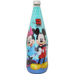 Champin mickey mouse & friends refresco multifrutas sabor piruleta de 75cl. en botella