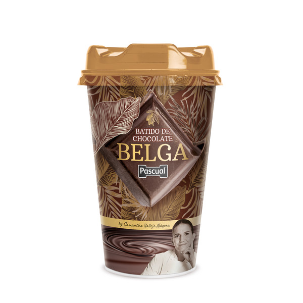 Pascual batido chocolate belga intense de 20cl.
