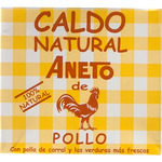 Aneto caldo natural pollo envase de 50cl.