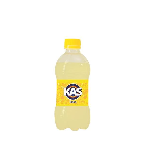 Kas limon junior de 33cl. en botella