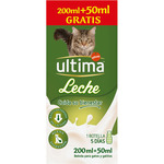 Ultima leche gatos gatitos facil digestion de 25cl.