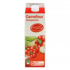 Carrefour gazpacho normal de 1l.
